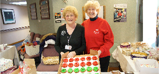 picture of Fayre bakery with two ladies
