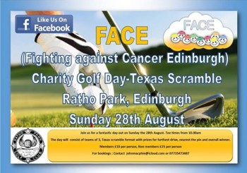 FACE – Charity Golf Day