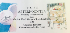Afternoon Tea @ Edinburgh Marriott Hotel