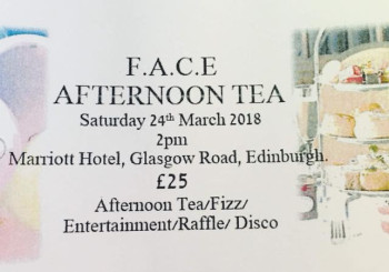 Afternoon Tea – 24 March