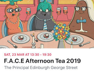 Afternoon Tea – 23 March